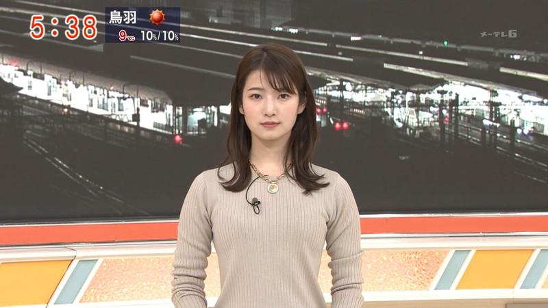 【女子アナキャプ画像】テレ朝入社2年目の笑顔が可愛い安藤萌々さん 56