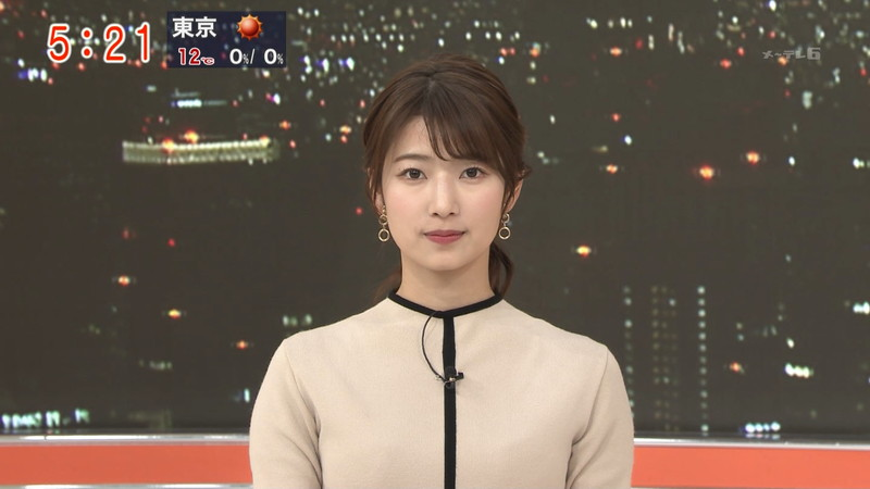 【女子アナキャプ画像】テレ朝入社2年目の笑顔が可愛い安藤萌々さん 61