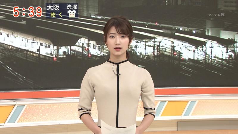 【女子アナキャプ画像】テレ朝入社2年目の笑顔が可愛い安藤萌々さん 62