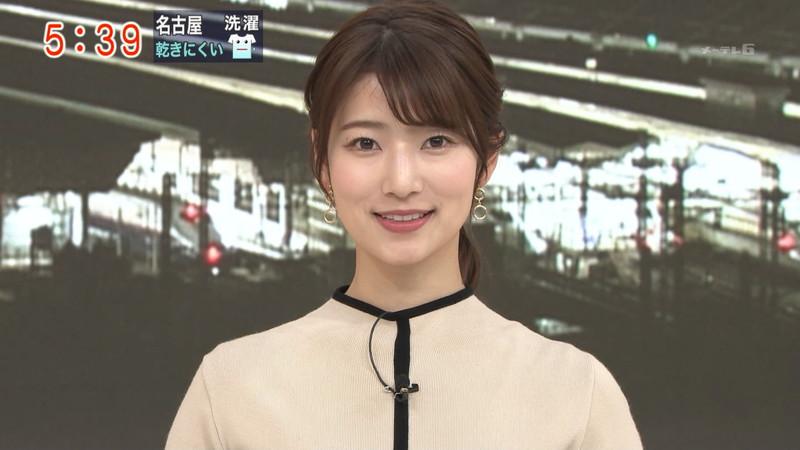 【女子アナキャプ画像】テレ朝入社2年目の笑顔が可愛い安藤萌々さん 63