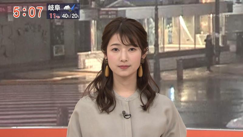 【女子アナキャプ画像】テレ朝入社2年目の笑顔が可愛い安藤萌々さん 64