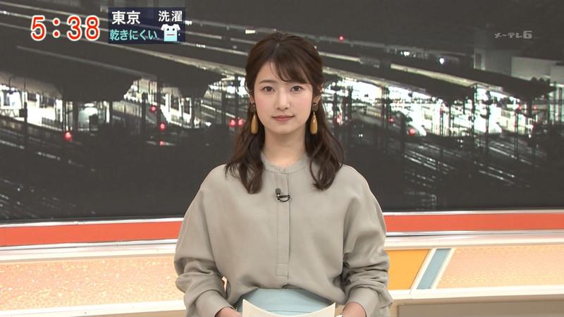 【女子アナキャプ画像】テレ朝入社2年目の笑顔が可愛い安藤萌々さん 65