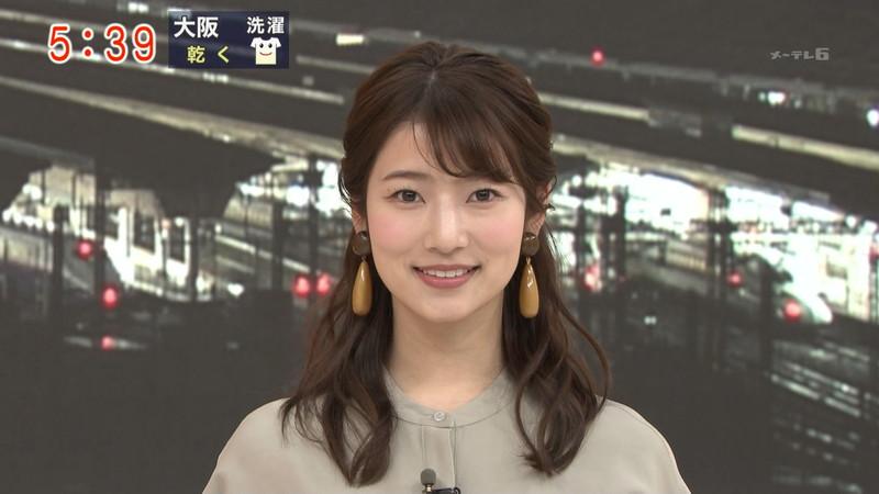 【女子アナキャプ画像】テレ朝入社2年目の笑顔が可愛い安藤萌々さん 66