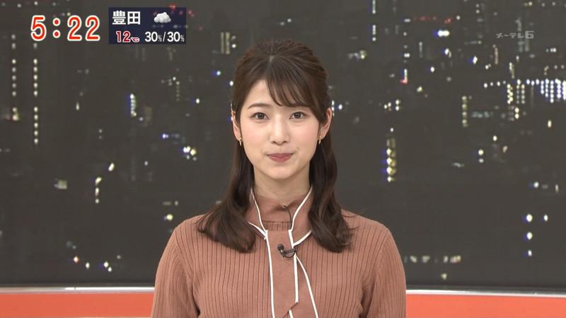 【女子アナキャプ画像】テレ朝入社2年目の笑顔が可愛い安藤萌々さん 71