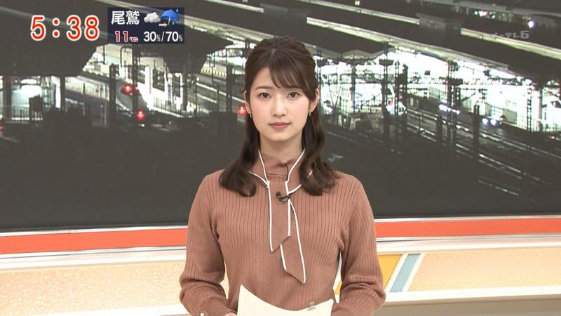 【女子アナキャプ画像】テレ朝入社2年目の笑顔が可愛い安藤萌々さん 72