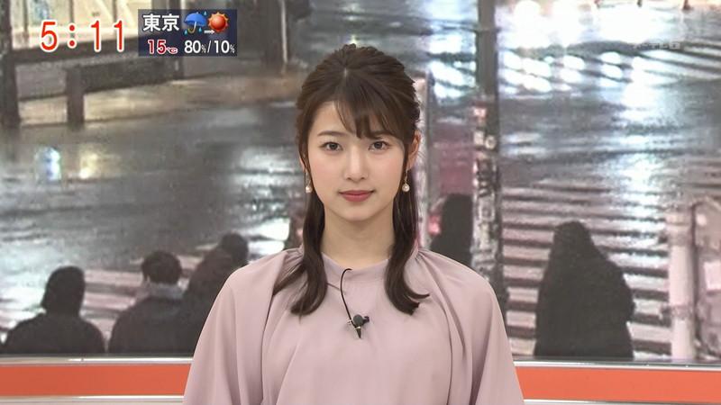 【女子アナキャプ画像】テレ朝入社2年目の笑顔が可愛い安藤萌々さん 74