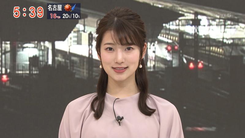【女子アナキャプ画像】テレ朝入社2年目の笑顔が可愛い安藤萌々さん 76