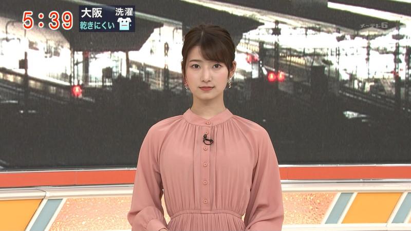 【女子アナキャプ画像】テレ朝入社2年目の笑顔が可愛い安藤萌々さん 78