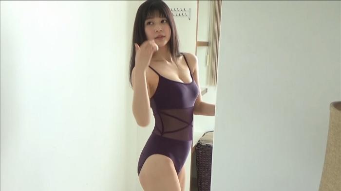 【染野有来エロ画像】コンテストグランプリ美少女のビキニ谷間! 11