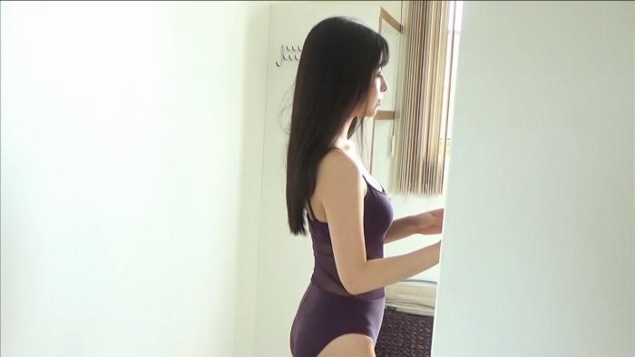 【染野有来エロ画像】コンテストグランプリ美少女のビキニ谷間! 13