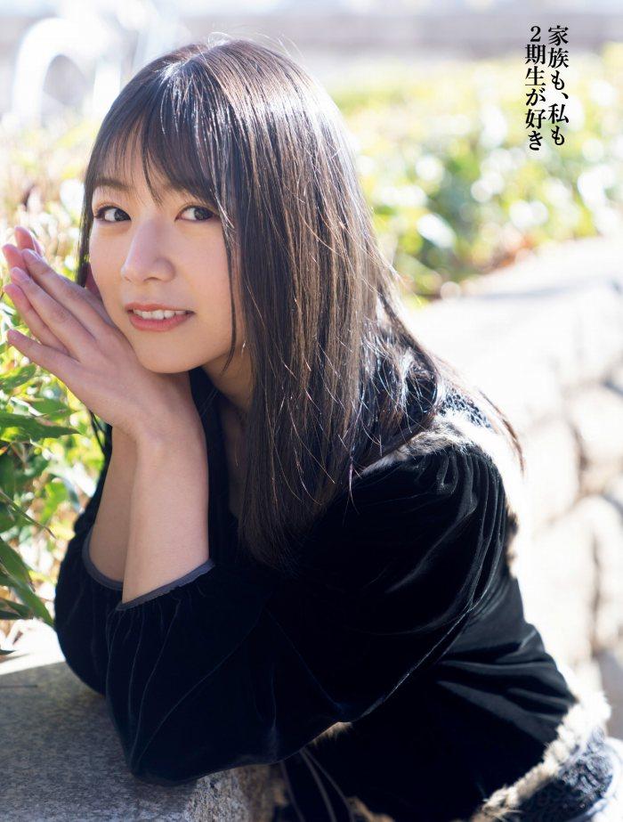 【染野有来エロ画像】コンテストグランプリ美少女のビキニ谷間! 50