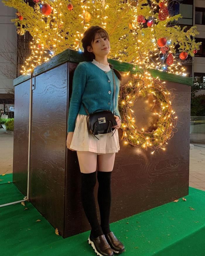 【染野有来エロ画像】コンテストグランプリ美少女のビキニ谷間! 68