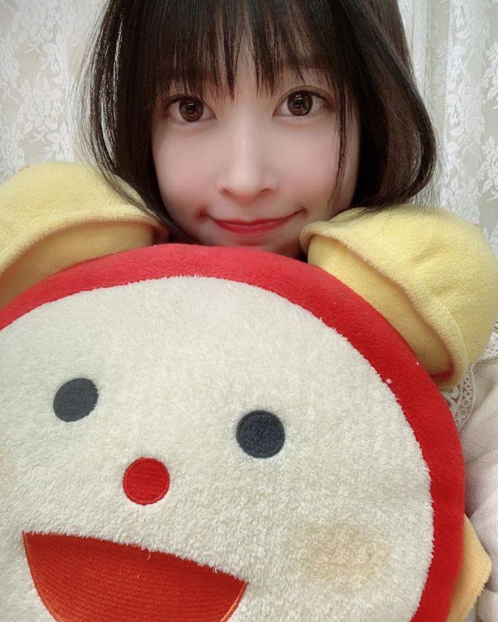 【染野有来エロ画像】コンテストグランプリ美少女のビキニ谷間! 70