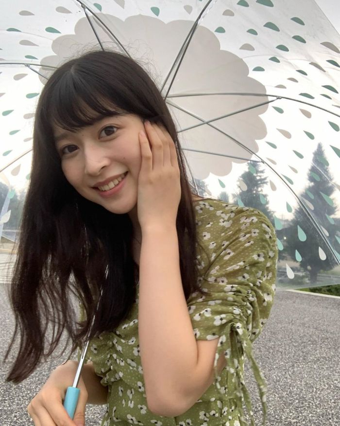 【染野有来エロ画像】コンテストグランプリ美少女のビキニ谷間! 72