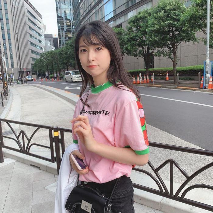 【染野有来エロ画像】コンテストグランプリ美少女のビキニ谷間! 79