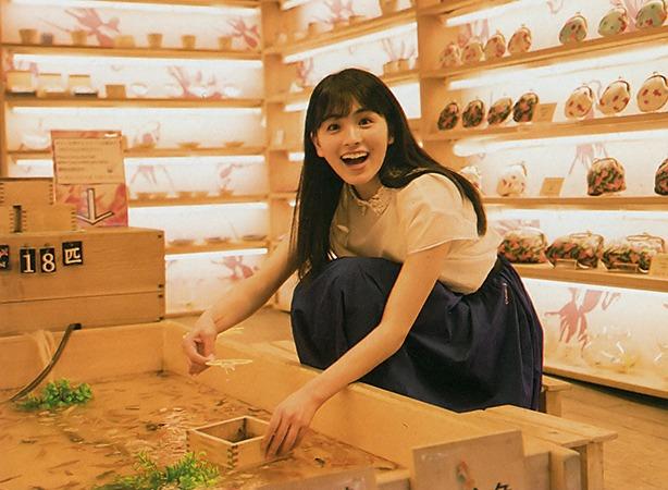 【大園桃子グラビア画像】笑顔と美脚が自慢の乃木坂46メンバーアイドル 05