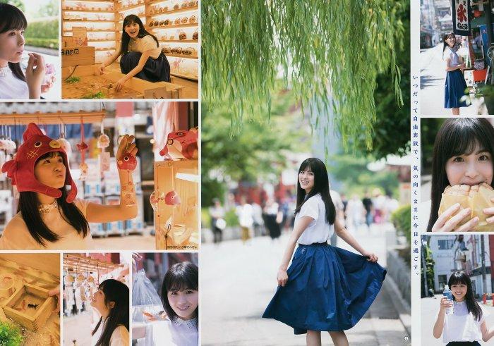 【大園桃子グラビア画像】笑顔と美脚が自慢の乃木坂46メンバーアイドル 10