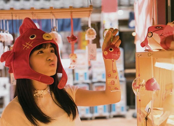 【大園桃子グラビア画像】笑顔と美脚が自慢の乃木坂46メンバーアイドル 12