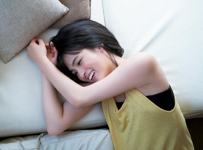【大園桃子グラビア画像】笑顔と美脚が自慢の乃木坂46メンバーアイドル 13