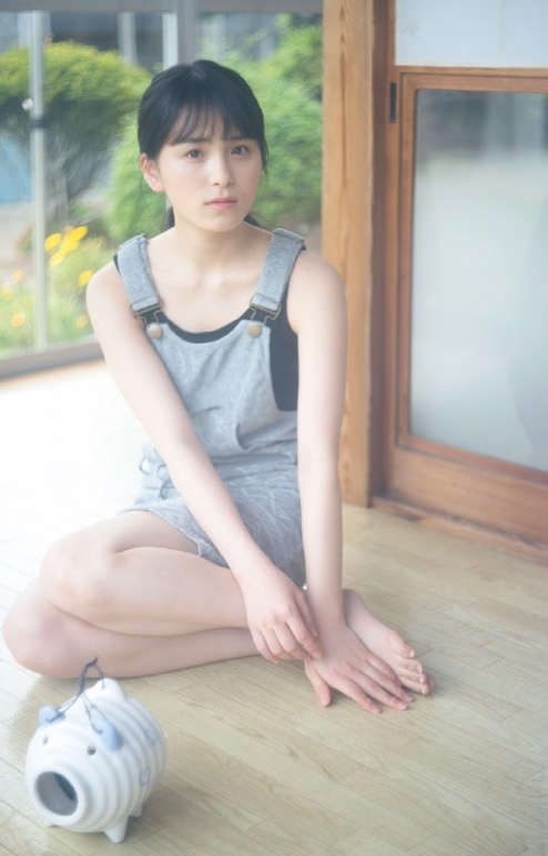 【大園桃子グラビア画像】笑顔と美脚が自慢の乃木坂46メンバーアイドル 16