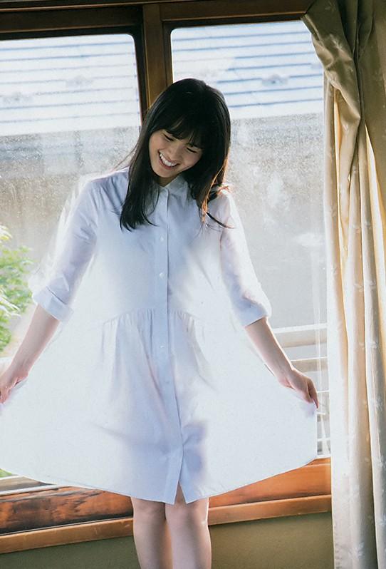 【大園桃子グラビア画像】笑顔と美脚が自慢の乃木坂46メンバーアイドル 18