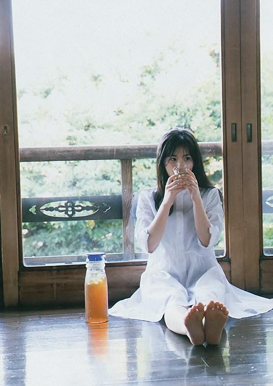 【大園桃子グラビア画像】笑顔と美脚が自慢の乃木坂46メンバーアイドル 19