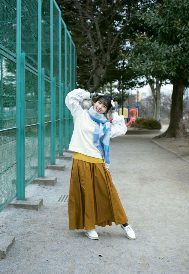 【大園桃子グラビア画像】笑顔と美脚が自慢の乃木坂46メンバーアイドル 27