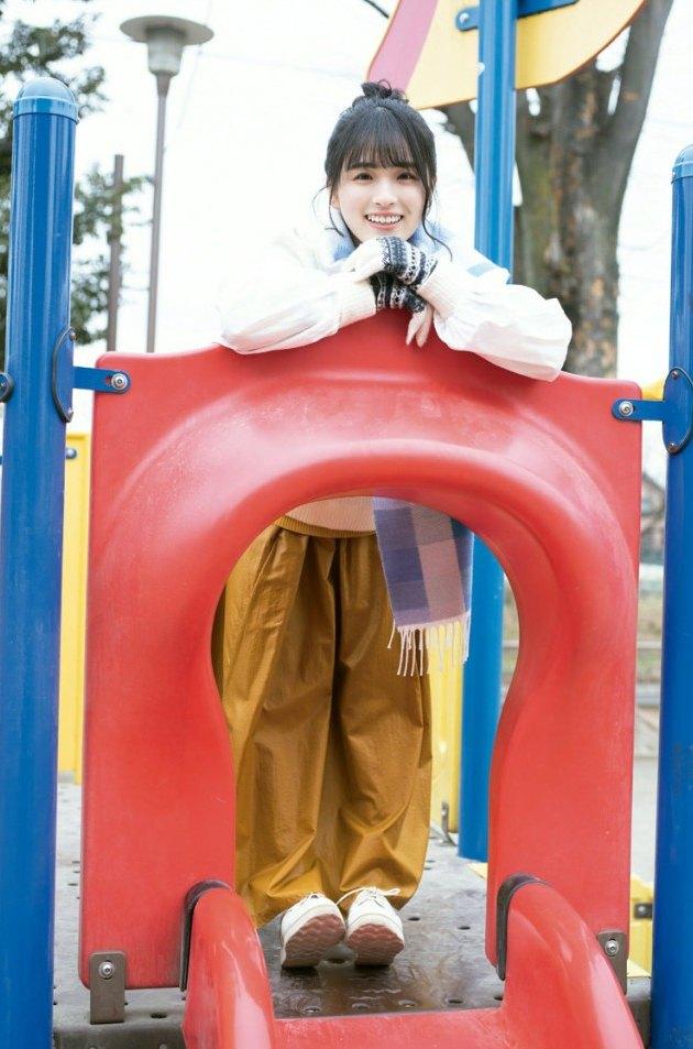 【大園桃子グラビア画像】笑顔と美脚が自慢の乃木坂46メンバーアイドル 32