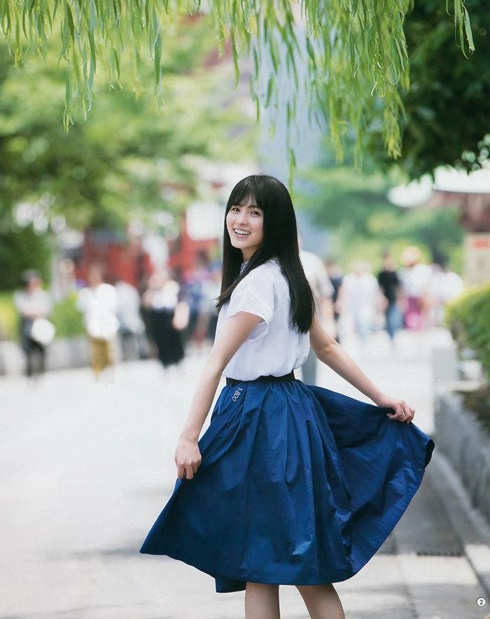 【大園桃子グラビア画像】笑顔と美脚が自慢の乃木坂46メンバーアイドル 34