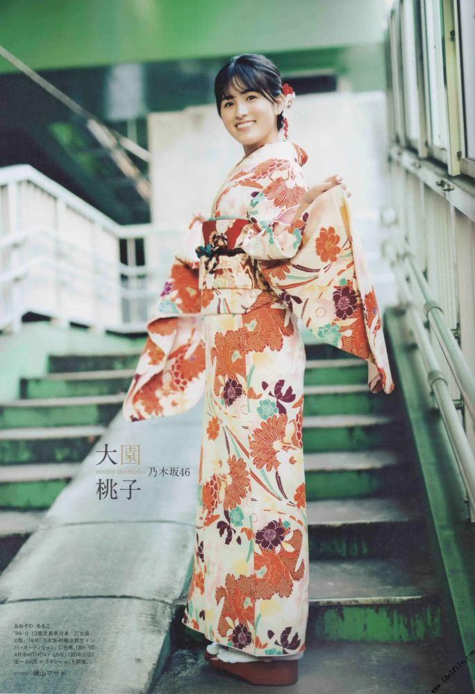 【大園桃子グラビア画像】笑顔と美脚が自慢の乃木坂46メンバーアイドル 48