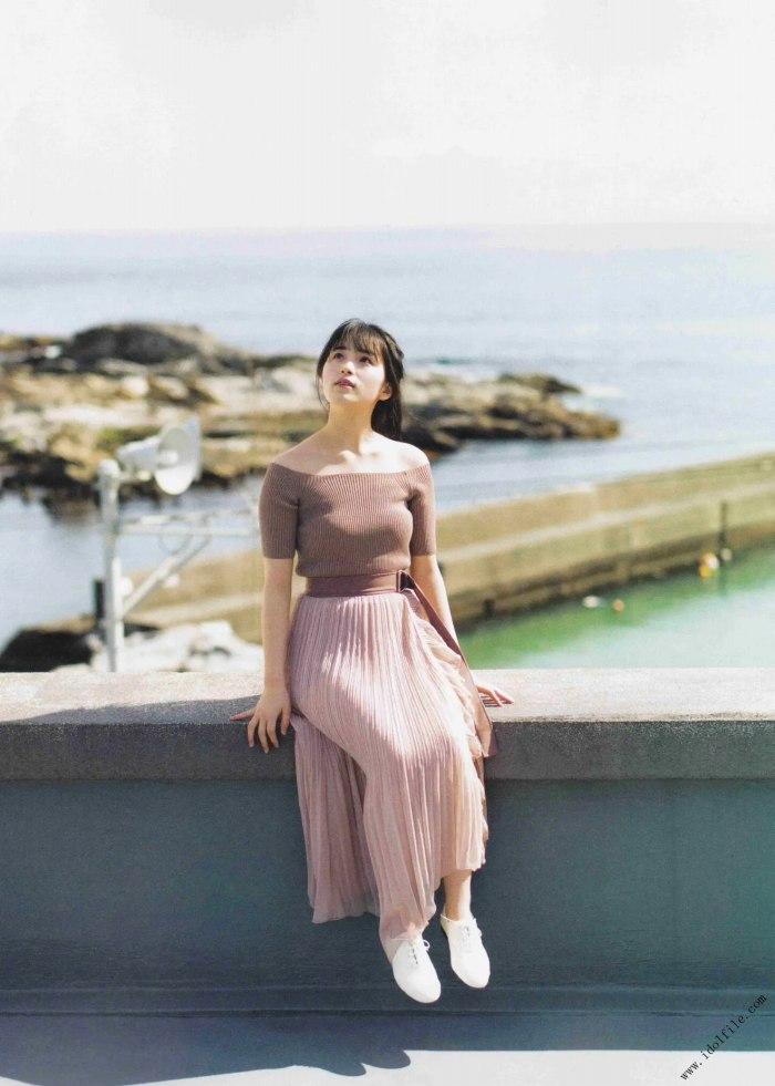 【大園桃子グラビア画像】笑顔と美脚が自慢の乃木坂46メンバーアイドル 51