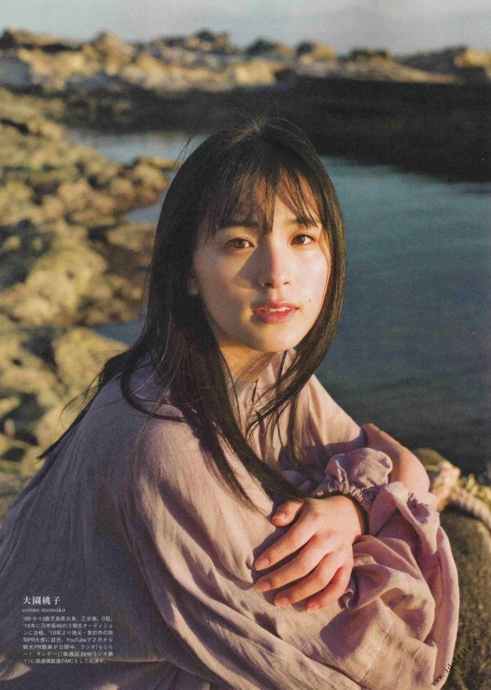 【大園桃子グラビア画像】笑顔と美脚が自慢の乃木坂46メンバーアイドル 53
