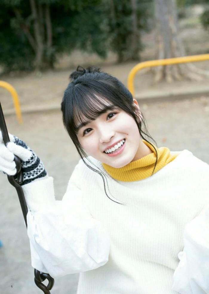 【大園桃子グラビア画像】笑顔と美脚が自慢の乃木坂46メンバーアイドル 56