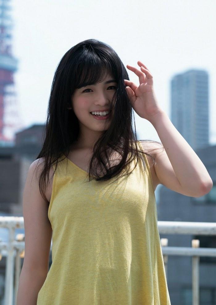 【大園桃子グラビア画像】笑顔と美脚が自慢の乃木坂46メンバーアイドル 71