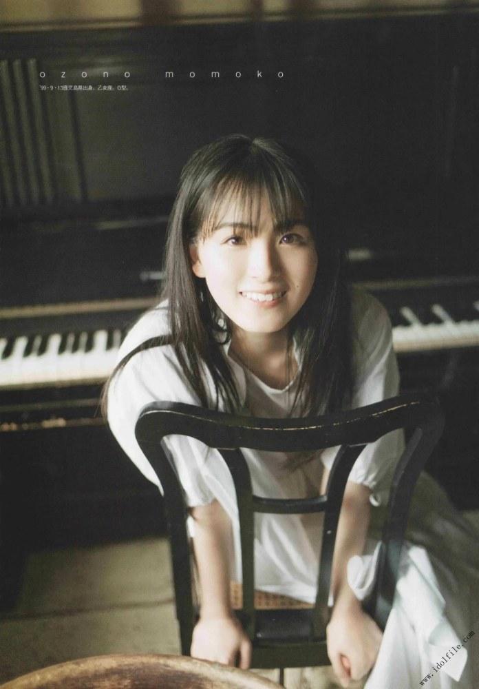 【大園桃子グラビア画像】笑顔と美脚が自慢の乃木坂46メンバーアイドル 74