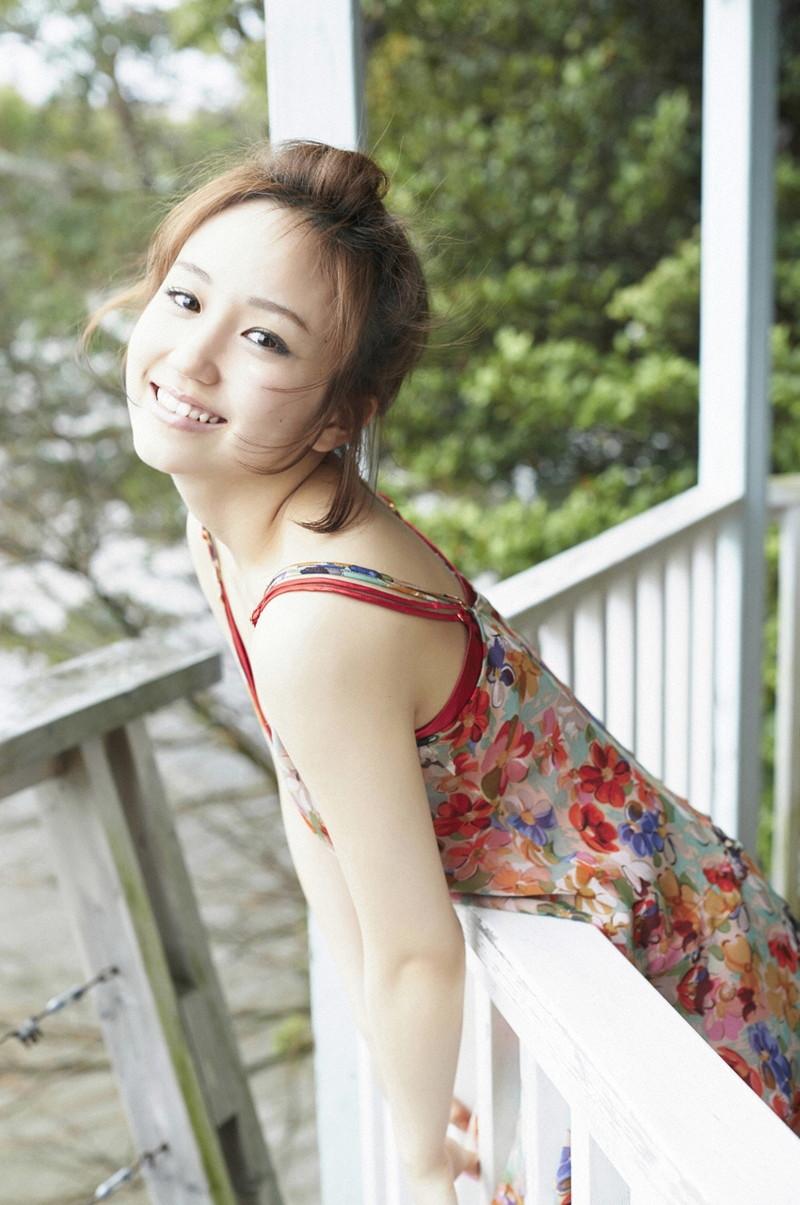 【上間凜子グラビア画像】高校を中退して初出演作が「高校デビュー」wwww 49