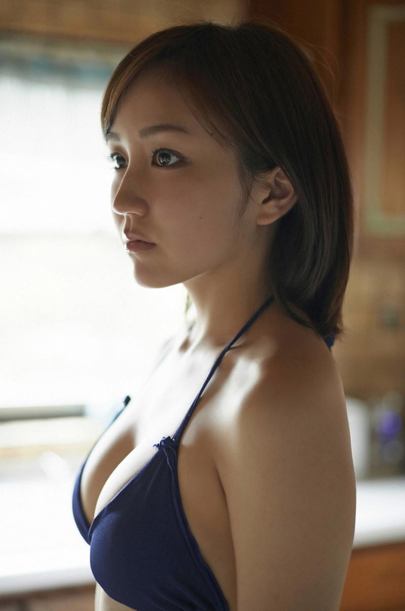 【上間凜子グラビア画像】高校を中退して初出演作が「高校デビュー」wwww 67