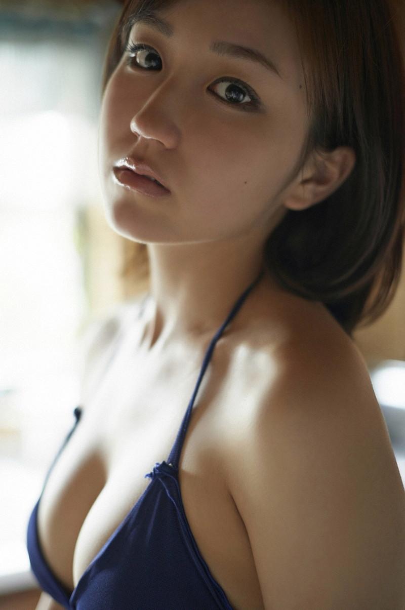 【上間凜子グラビア画像】高校を中退して初出演作が「高校デビュー」wwww 68