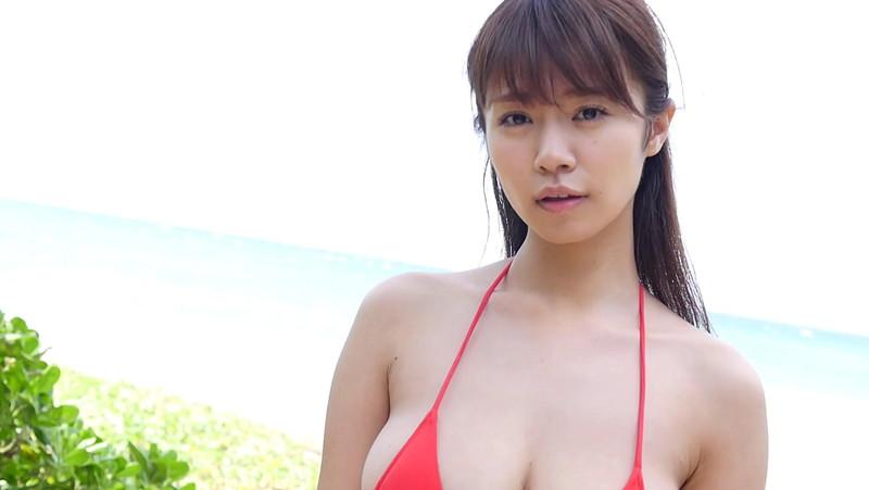 【菜乃花キャプ画像】柔らかそうなIカップ90cmバストでパイズリして欲しい 39