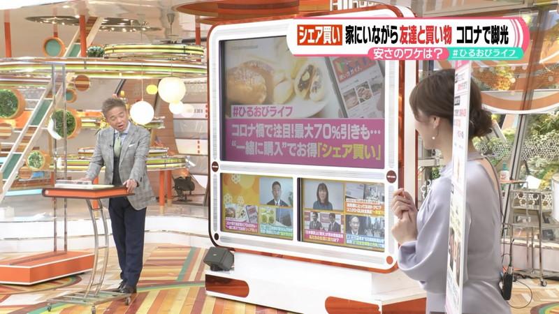 【女子アナキャプ画像】生まれも育ちもお嬢様な野村彩也子アナウンサー 25