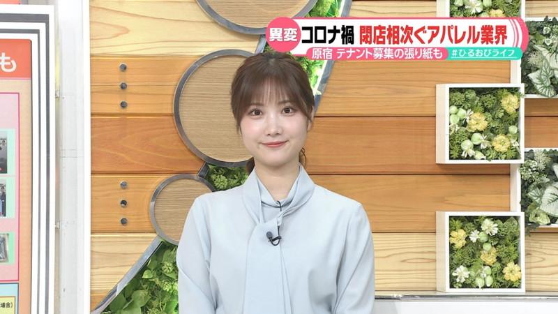 【女子アナキャプ画像】生まれも育ちもお嬢様な野村彩也子アナウンサー 26