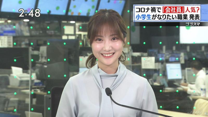 【女子アナキャプ画像】生まれも育ちもお嬢様な野村彩也子アナウンサー 31