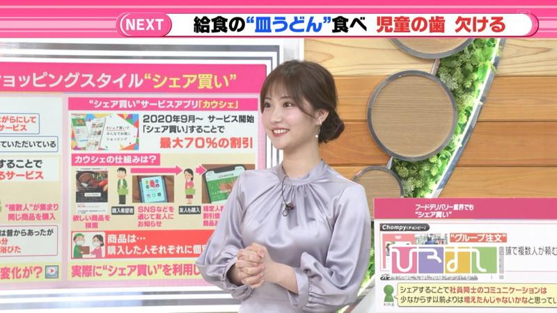 【女子アナキャプ画像】生まれも育ちもお嬢様な野村彩也子アナウンサー 34