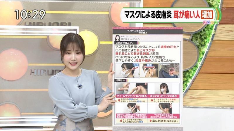 【女子アナキャプ画像】生まれも育ちもお嬢様な野村彩也子アナウンサー 52