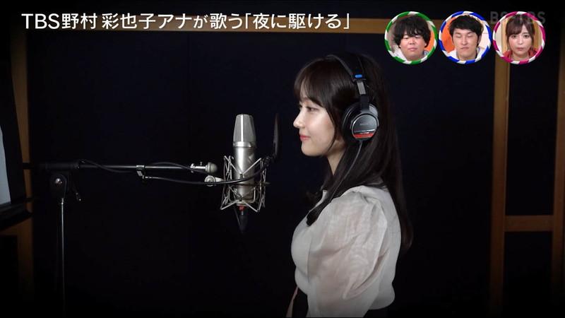 【女子アナキャプ画像】生まれも育ちもお嬢様な野村彩也子アナウンサー 71