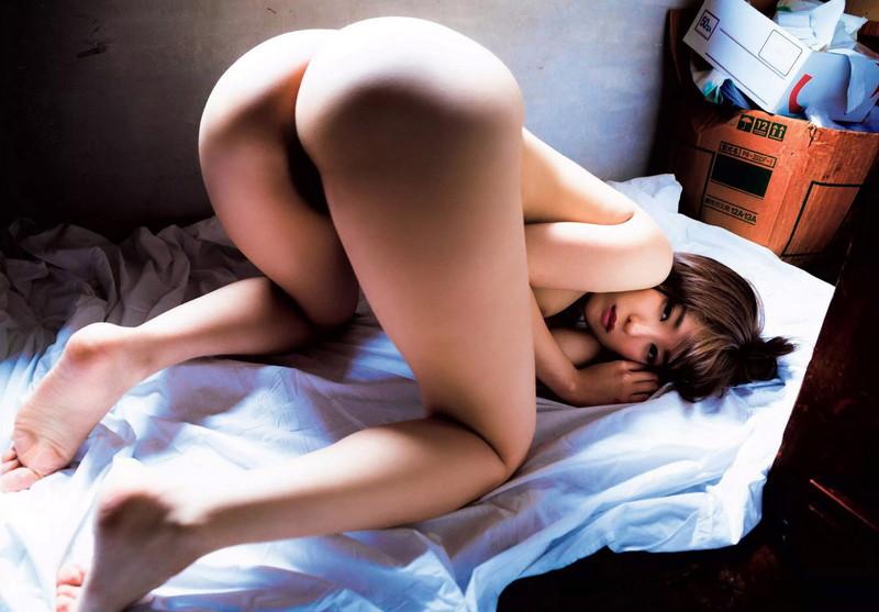 【朝比奈裕未エロ画像】現役アラサータレントの美尻がエッチなビキニ姿 12