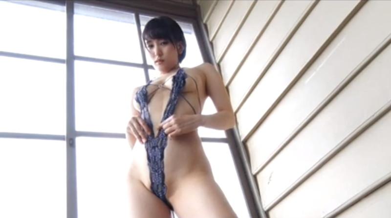 【朝比奈裕未エロ画像】現役アラサータレントの美尻がエッチなビキニ姿 19