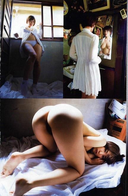 【朝比奈裕未エロ画像】現役アラサータレントの美尻がエッチなビキニ姿 39
