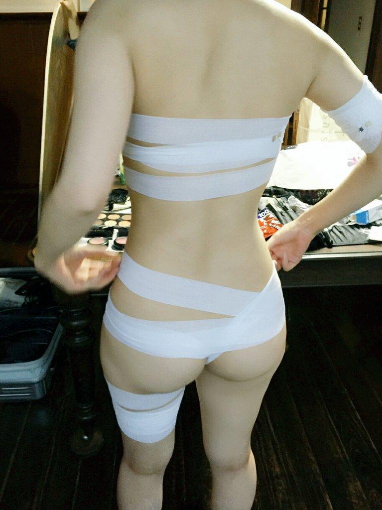 【朝比奈裕未エロ画像】現役アラサータレントの美尻がエッチなビキニ姿 55