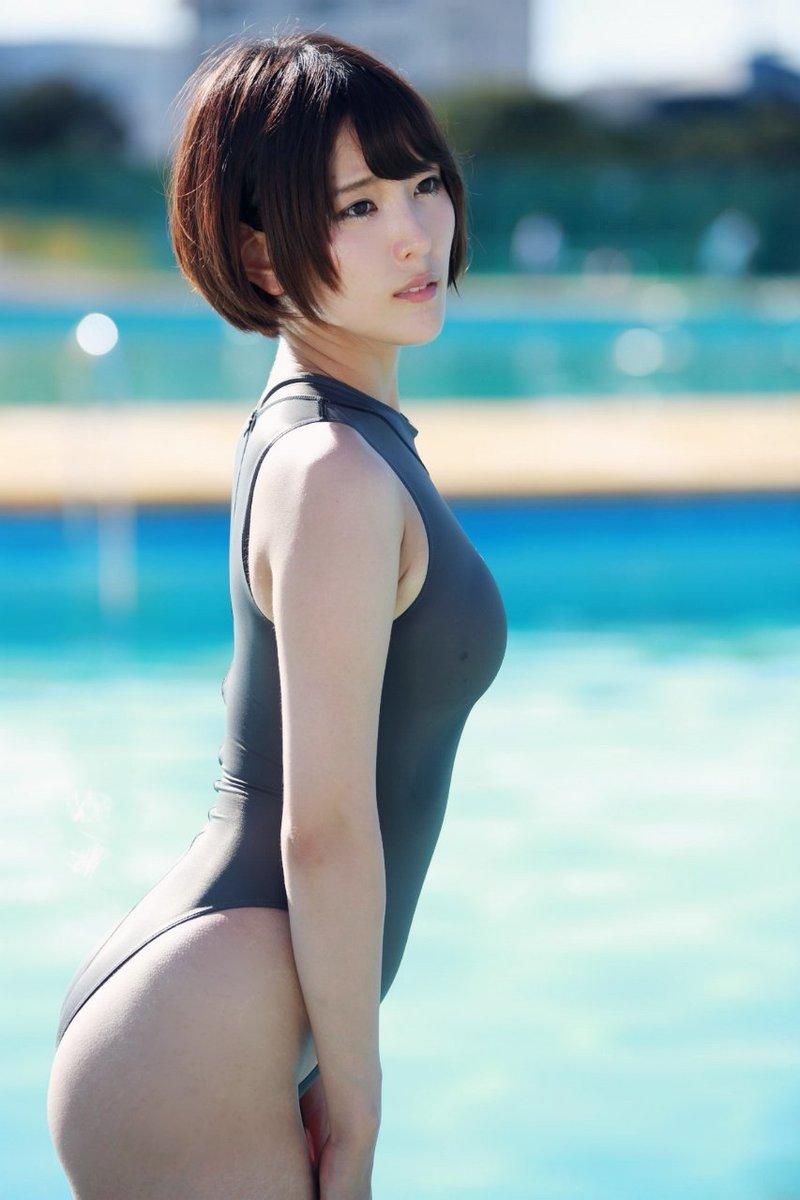 【朝比奈裕未エロ画像】現役アラサータレントの美尻がエッチなビキニ姿 66